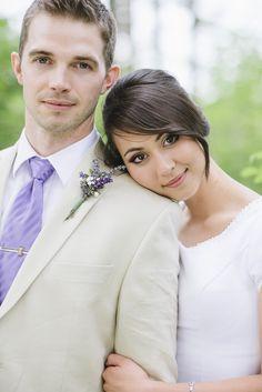 """""""serious"""" wedding photo"""
