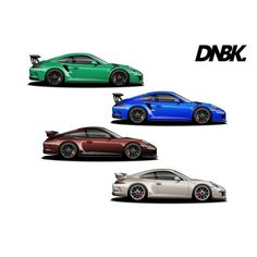 Some of my favourite PTS colors from the collection print. Dirtynailsbloodyknuckles.com  Link in profile  #porsche #911 #991 #991gt3 #911gt3rs #gt3rs #gt3 #ptsrs #pts911 #porsche911 #911art #porscheart #porschelife #porschemotorsport #porschefans #carart #automotiveart #automotiveapparel #carart #autoart