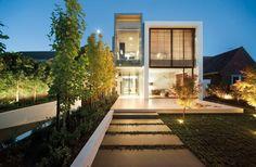 Glenbervie House by Darren Carnell Architects
