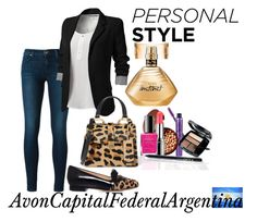 """Personal Style"" by avon-capital-federal-argentina ❤ liked on Polyvore featuring J Brand, Charlotte Olympia and Miu Miu"