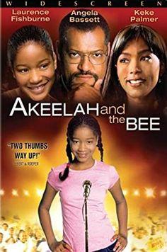 Akeelah And The Bee: Keke Palmer, Laurence Fishburne, Angela Bassett, Curtis Armstrong Kid Movies, Family Movies, Great Movies, Movies To Watch, Movies And Tv Shows, Movie Tv, Childhood Movies, Movie List, Cinema Movies