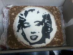 Tarta especial Marilyn Monroe