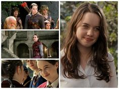 The Chronicles of Narnia! High Queen Susan