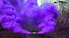 Smoke Bomb for Pregnancy Gender Reveal!