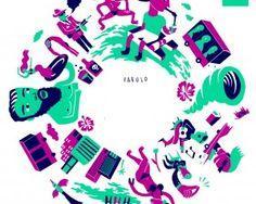 Illustration calling meets FABULO by Laura D'Adamo
