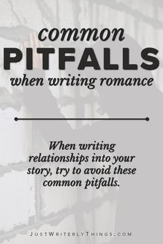 Mistakes when writing romance can be unsavory to readers. When writing relationships into your story, make sure to avoid these 5 common pitfalls. Writing Romance, Fiction Writing, Romance Novels, Book Writing Tips, Creative Writing, Writing A Book, Writing Websites, Writing Prompts, Toxic Relationships
