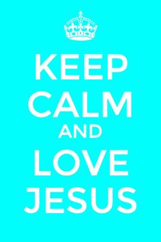 """I love that this """"Keep Calm"""" brand got it right with this one!"""