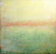 'Chartreuse' by Artem Bryl. Acrylic and mixed media on canvas, 122 X 122 cm. #chantreuse #green #olive #blend #modernart #contemporaryart #artemnbrylart