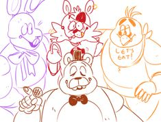 Welcome to Freddy Fazbear's Pizza! Where fantasy and family meet fun!Askbox: OPEN FOR BUSINESS Main Art Blog: Ursidanger