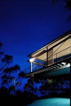 Arquitectura H - Artículos - Stuart Tanner Architects - Pirates Bay House – Eaglehawk Neck