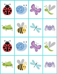 DIY Memory Game Cards for kids (free printable) – Rebel Without Applause Matching Games For Toddlers, Indoor Activities For Toddlers, Card Games For Kids, Activities For Girls, Memory Games For Kids, Kids Cards, Preschool Activities, Folder Games For Toddlers, Kid Games