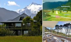 Stunning New Zealand boltholes being bought by the world's super-rich - civil unrest aprehension