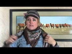 How to Tie a Wild Rag: Cavvy Savvy - We know working horses.