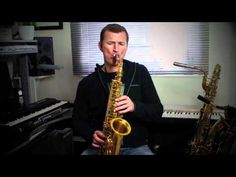 Saxophone Lesson - Baker Street - How to play on Saxophone *