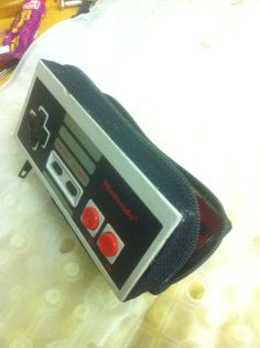 I made yet another NES purse (it wasn't working, so I had the heart to open and upcycle it! It's pretty damn cool even if I say so myself! Recycled Materials, Upcycle, Recycling, Purse, Heart, Pretty, Bag, Upcycling, Repurpose