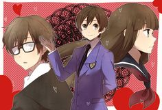 Haruhi, Ouran High School Host Club