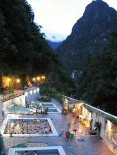 AFAR.com Highlight: Unwind in a thermal bath tucked away in Peru's high rainforest by Summer #travel #Peru >>> This sure looks nice!
