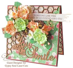 Scraps of Life: Gypsy Soul Laser Cuts - Someone Like You