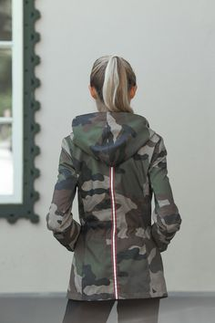 Nylons, Camouflage, Blazer, Fictional Characters, Jacket With Hoodie, Crests, Sporty, Camo, Military Camouflage