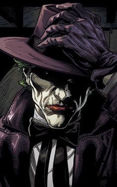 Le Joker Batman, Batman Joker Wallpaper, Joker Dc Comics, Joker Comic, Batman Artwork, Joker Wallpapers, Joker Art, Joker And Harley Quinn, 3 Jokers