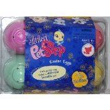 Littlest Pet Shop Easter Eggs #546 - #551 Cuddliest