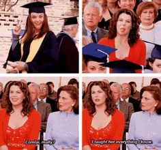 24 Signs You And Your Mom Are Actually The Gilmore Girls