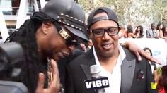 2 CHAINZ MEETS MASTER P FOR THE FIRST TIME   WRECKOGNYZE