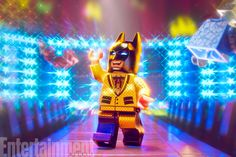 Bruce Wayne plays dress-up in 'The LEGO Batman Movie' first look