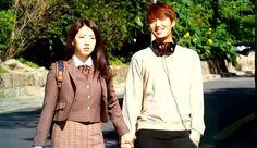 Lee Min Ho and Park Shin Hye ♡ #Kdrama - THE HEIRS (THE INHERITORS)