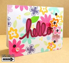 The Alley Way Stamps - Dana Warren -TAWS - Clear Stamps Card Pick One, Big Chatter, SVGs