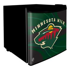 Use this Exclusive coupon code: PINFIVE to receive an additional 5% off the Minnesota Wild NHL Dorm Room Refrigerator at SportsFansPlus.com