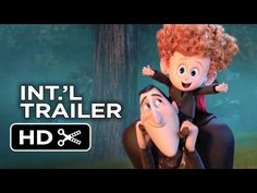 Hotel Transylvania 2 Official International Teaser Trailer #1 (2015) - Animated Sequel HD - YouTube