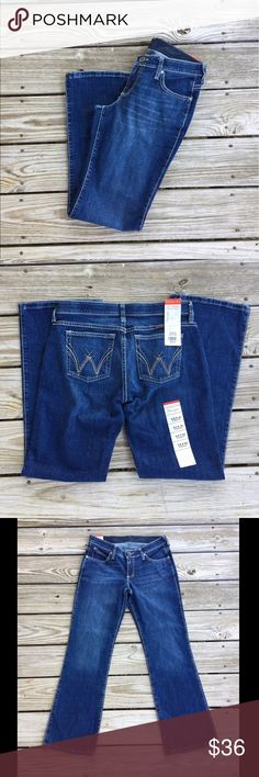 Wrangler Jeans NWT NWT Shiloh By Wrangler Jeans. Size 5/6 x 30 Wrangler Jeans Boot Cut