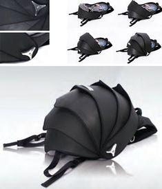 hard external frame backpack