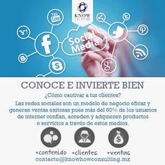 ¿Cómo cautivar a tus clientes? #socialmedia by @KHCMX #emprendedores #negocios #sinlimites