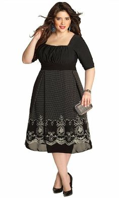 Amazon.com: IGIGI by Yuliya Raquel Women's Plus Size Hayleigh Dress: IGIGI: Clothing
