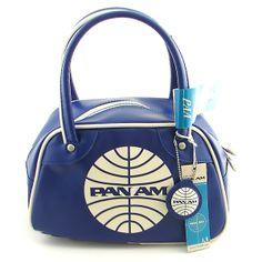 Pan Am Blue Pan Am Mini Explorer Bag