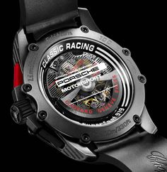 Chopard Superfast Chrono Porsche 919 Black Edition Watch For 24 Hours Of Le Mans 2016