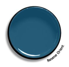 Resene Blumine is a deepwater blue, intelligent and rational. View on Resene Multi-finish palette View this and of other colours in Resene's online colour Swatch library Green House Color, House Colors, Paint Schemes, Colour Schemes, Resene Colours, Painted Stairs, House Extensions, Color Swatches, Color Names