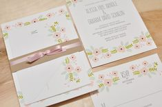 How to Package your Wedding Invitations