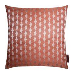 Kissenhülle Folly - Webstoff - Rostbraun / Weiß Louis Vuitton Damier, Pattern, Bags, Kilim Pillows, Weaving, Get Tan, Handbags, Taschen, Purse