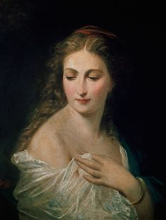 Eugenie di montijo wife of Louis napoleon lll...eugenie dimintijo | Portrait d'Eugenie de Montijo, par le peintre allemand Franz Xaver ...  Doña María Eugenia Ignacia Augustina de Palafox-Portocarrero de Guzmán y Kirkpatrick, 16th Countess of Teba and 15th Marquise of Ardales, known as Eugénie de Montijo, was the last Empress consort of the French from 1853 to 1871 as the wife of Napoleon III, Emperor of the French.
