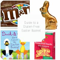 These easter basket ideas are perfect for kids with food allergies ideas for a gluten free easter basket includes candy snacks books toys and more great for all kids negle Image collections