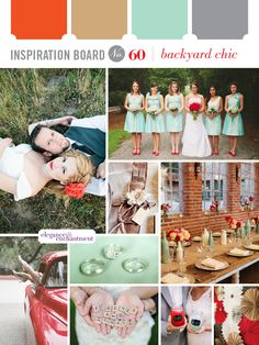 Inspiration Board #60: Backyard chic | Elegance & Enchantment