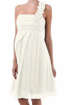 Blossom-Maternity Wedding Dresses