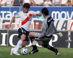 2006 - 2do Gol de Higuain (River 3 - Boca 1)