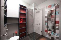 Arredare un bagno cieco - Soffitto bianco per bagno cieco
