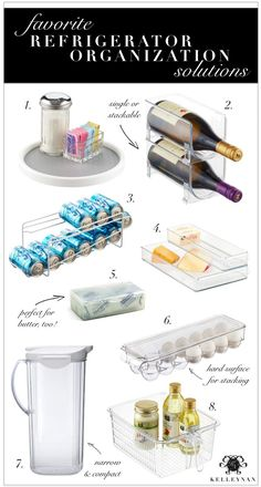 Facorite Fridge Organization Solutions and Ideas. Facorite Fridge Organization Solutions and Ideas. Related posts:How To Create The Perfectly Organized Fridge and Trendy Fridge Organization Ideas Refrigerators CleansesClever and attractive. Organisation Hacks, Organization Station, Container Organization, Pantry Organization, Bathroom Organization, Pantry Diy, Diy Kitchen, Kitchen Storage, Kitchen Ideas