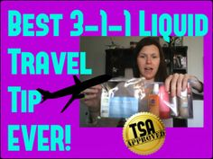 topic tsas tips traveling with your