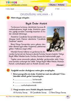 2. Sınıf Soru Bankası Tüm Dersler Süper Kitap Learn Turkish, Turkish Language, Montessori, Activities For Kids, Drama, Learning, School, Books, Libros